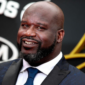 Shaquille O'Neal says he just voted for the first time ever