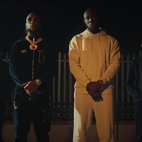 "Burna Boy and Stormzy depict ""Real Life"" in new visual"
