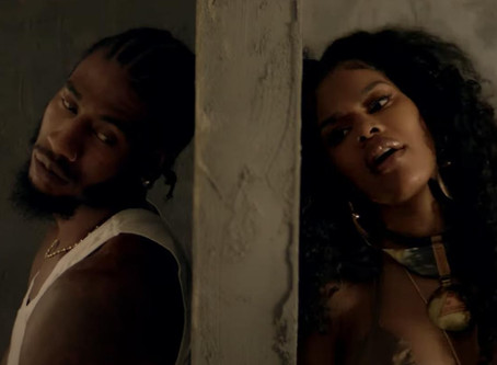 "Teyana Taylor reveals new visual for ""Concrete"""