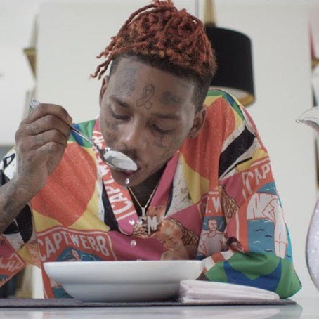 "Famous Dex is ""Covered In Diamonds"" in new video"