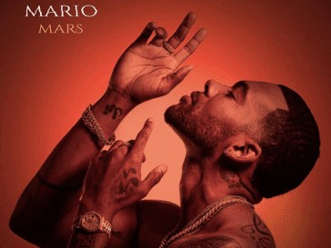 """Mario Releases New Visual For """"Mars"""""""