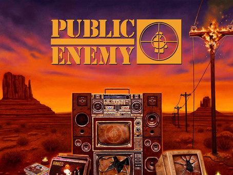 Public Enemy returns with new album 'What You Gonna Do When The Grid Goes Down?'