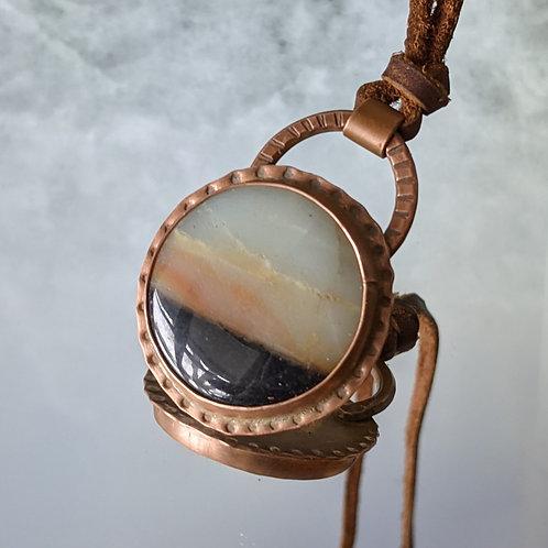 Prairie Fire Necklace