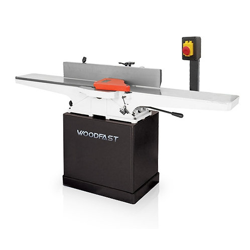 WOODFAST 200mm 8″ Jointer w Spiral Head Cutter Block