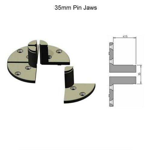 VICMARC VM120/150 35mm Pin Jaws