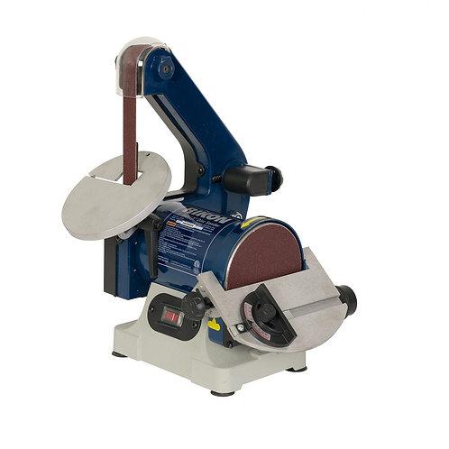 RIKON Belt & Disc Sander 25 X 762mm + 125mm Disc