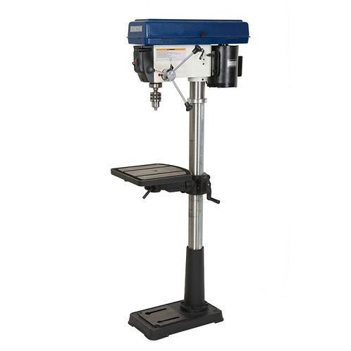 "RIKON 380mm 15"" Drill Press 3/4hp Floor"