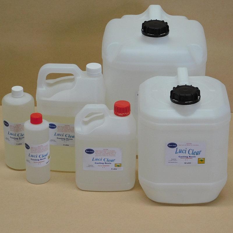 Liquid Casting Plastics