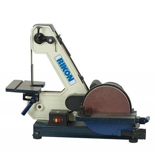 RIKON Belt & Disc Sander 25 X 1067mm + 200mm Disc
