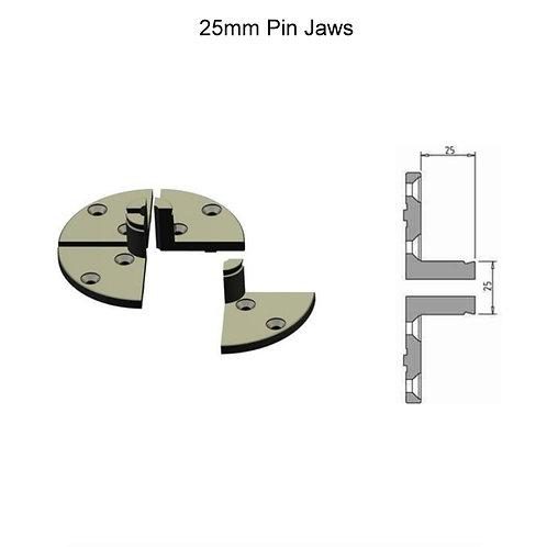 VICMARC VM120/150 25mm Pin Jaws