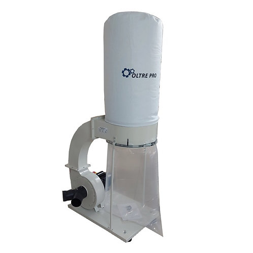 OLTRE Dust Extractor 1ph 2hp