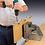 Thumbnail: VIRUTEX Pneumatic Tilting & Swivelling Vacuum Clamping System SVN460