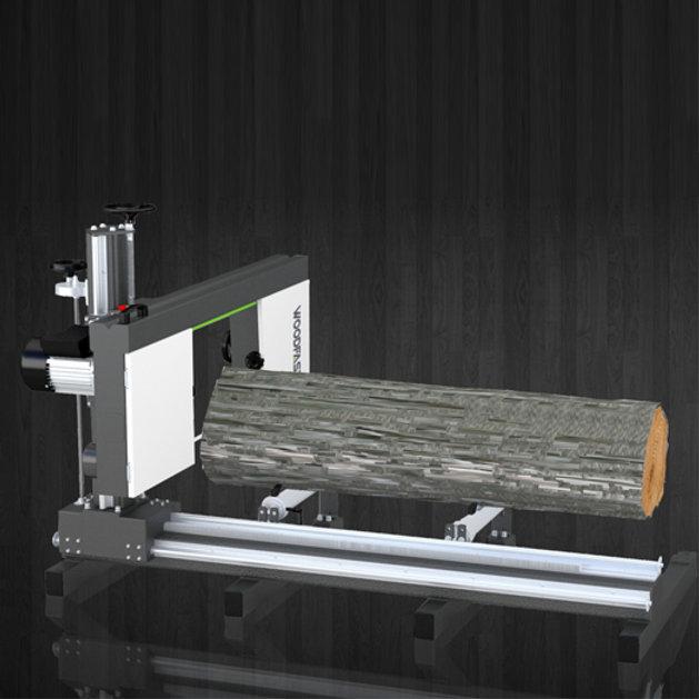 WOODFAST Resaw Sawmill HB350A