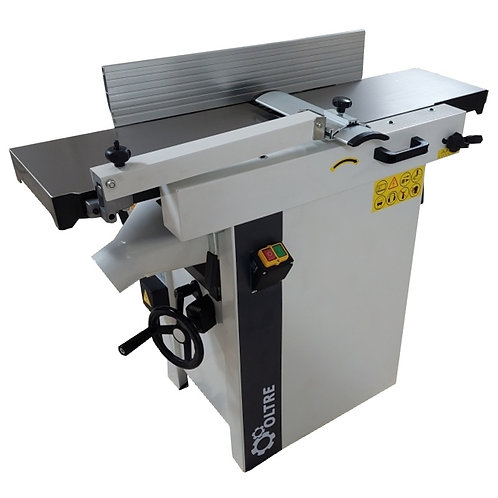"""OLTRE 10"""" 3hp 1ph Jointer / Thicknesser with Helical Head"""