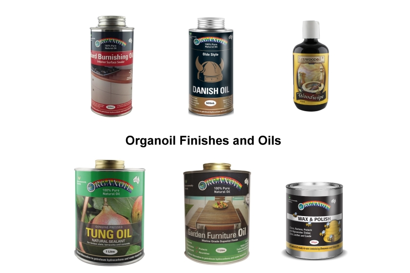Organoil Finishes