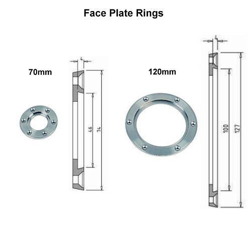 VICMARC VM100 Face Plate Rings