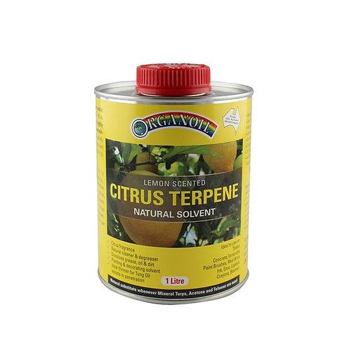 ORGANOIL Citrus Terpene 1ltr