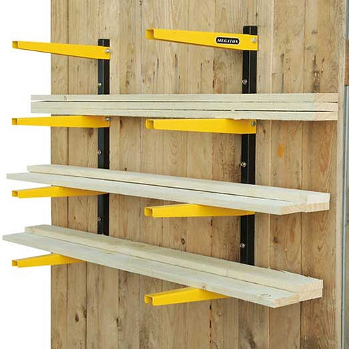 Megaton Wood/Storage Rack