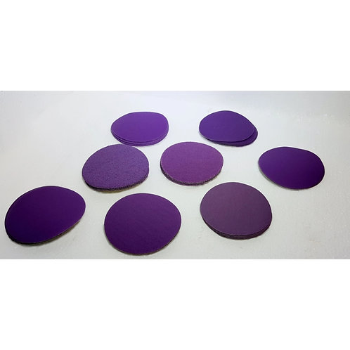 WoodTurners Wonders Purple Power 8 grits 40 pack