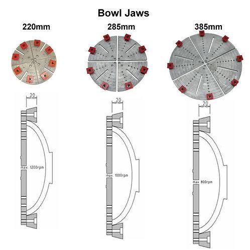 VICMARC VM100 Bowl Jaws
