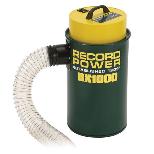 RECORD POWER DX1000 Fine Filter 45ltr Extractor