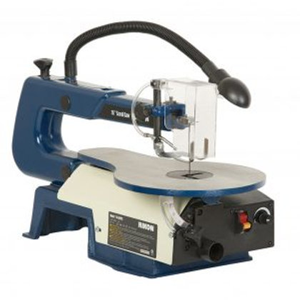 "RIKON 16"" Scroll Saw Variable Speed w Light"
