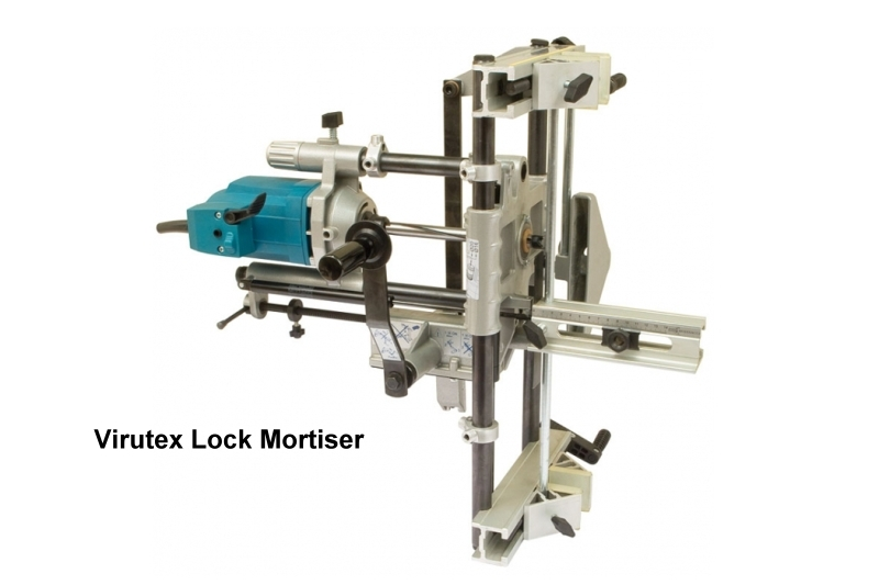 Virutex Lock Mortiser