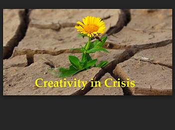 "A Round Table Forum ""Creativity in Crisis"""
