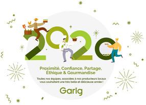 COMMUNICATION GLOBALE | GARIG