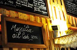 PUB MASSILIA, COURS JULIEN