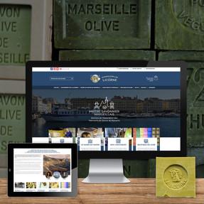 E-COMMUNICATION, PHOTOS & VIDÉOS | SAVONNERIE MARSEILLAISE DE LA LICORNE
