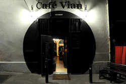 Cafe Vian, Cours Julien, Marseille