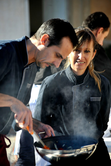 Garig, restauration collective en Provence