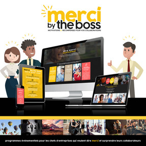 COMMUNICATION GLOBALE | MERCI BY THE BOSS, #PARIS