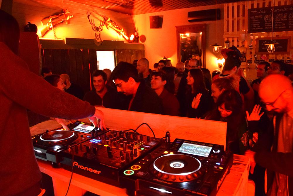 Soirée DJ Set à Marseille