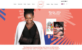 Création site internet | Marie-Alix de Putter