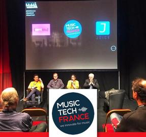 Graphisme | Music Tech France
