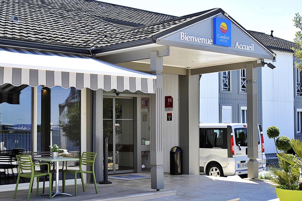Choice Hotel Marseille Aéroport