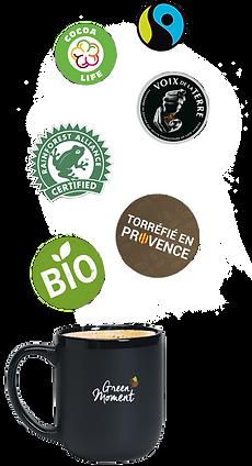 Café bio a marseille