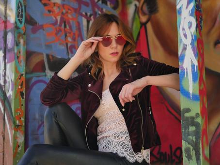 The Streets Urban Fashion Photoshoot With Lesta Isley