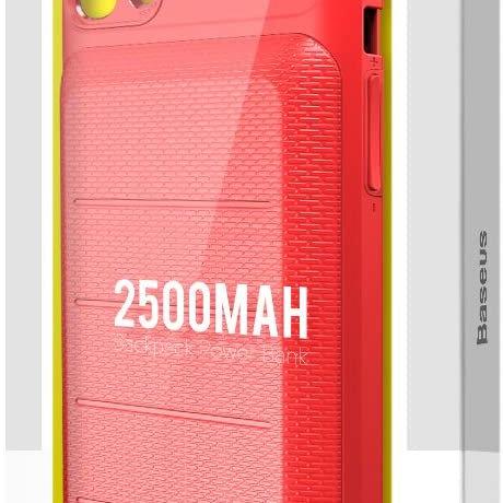 Baseus 2500mAh For iP7/iP8 Red