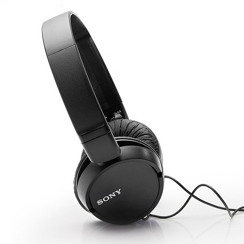 Sony Wired Headphone Black with remote microphone