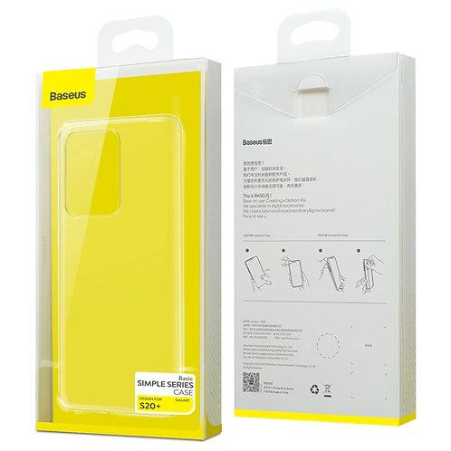 Baseus S20+, Transparent