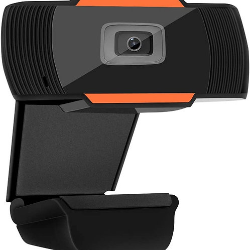 Webcam PC Camera HD 720P Web Cam Desktop with Microphone Mic