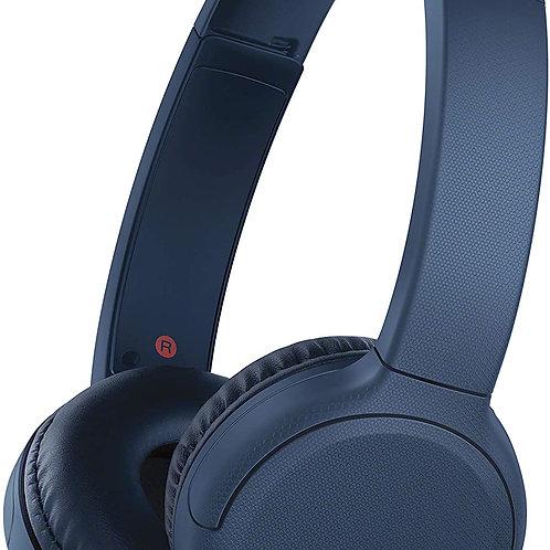 Sony Wireless Headphone WH-Ch510 Blue