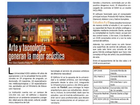 Reportaje de Panduit en Revista ComputerWorld
