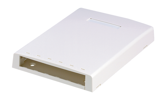 <CBXF6IW-AY> CAJA MULTIMEDIA DE 6 MÓDULOS - PANDUIT