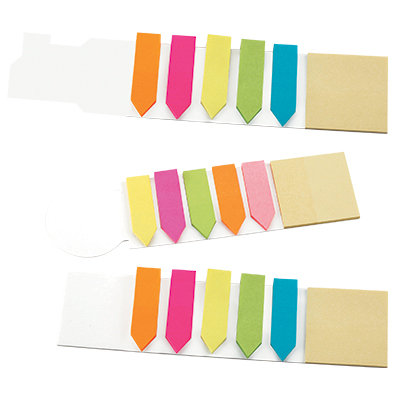 Sticky Notes en Cartón