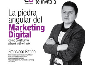 Atendimos invitación de Universidad San Francisco de Quito para realizar charla de Marketing Digital
