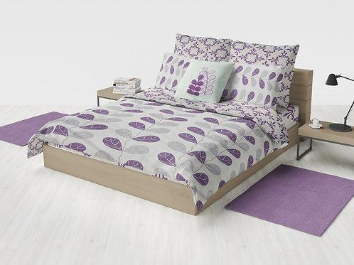 Cobertor Vintage Violet